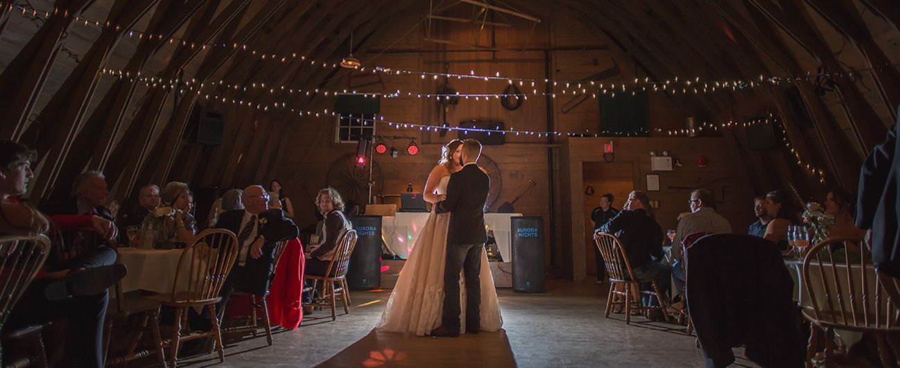 Calgary Wedding Reception Planner
