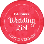 calgary wedding list