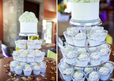 Calgary Wedding Cake Table Stand 1