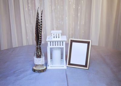 Calgary Wedding Decor- Rustic Accents 3